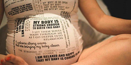 Relax Breathe and Birth Antenatal Class tickets