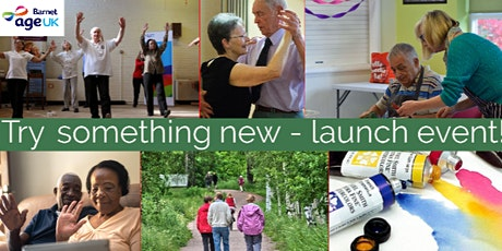 Dementia Action Week  launch event- Try Something New! tickets