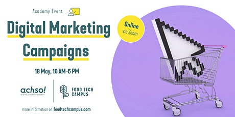 Create a Successful Digital Marketing Campaign tickets