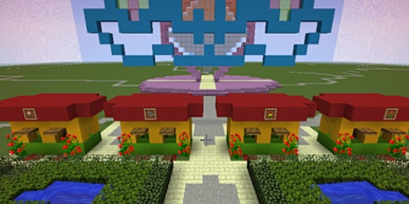 Minecraft: Burgen und Kathedralen- Wir bauen eine mittelalterliche Stadt Tickets