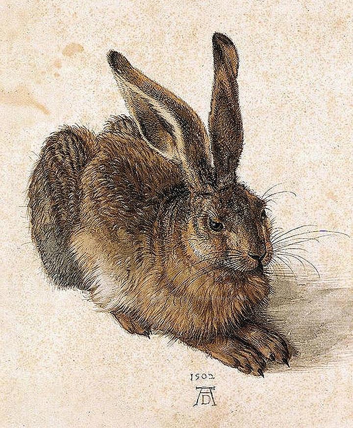 Hares In Myth & Legend image