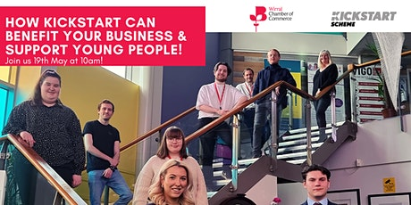 How Kickstart can benefit your Business and support Young People tickets