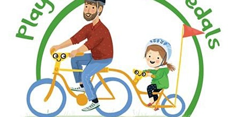 Play Together on Pedals - Free Balance Bike Sessions, Free Wheel North tickets