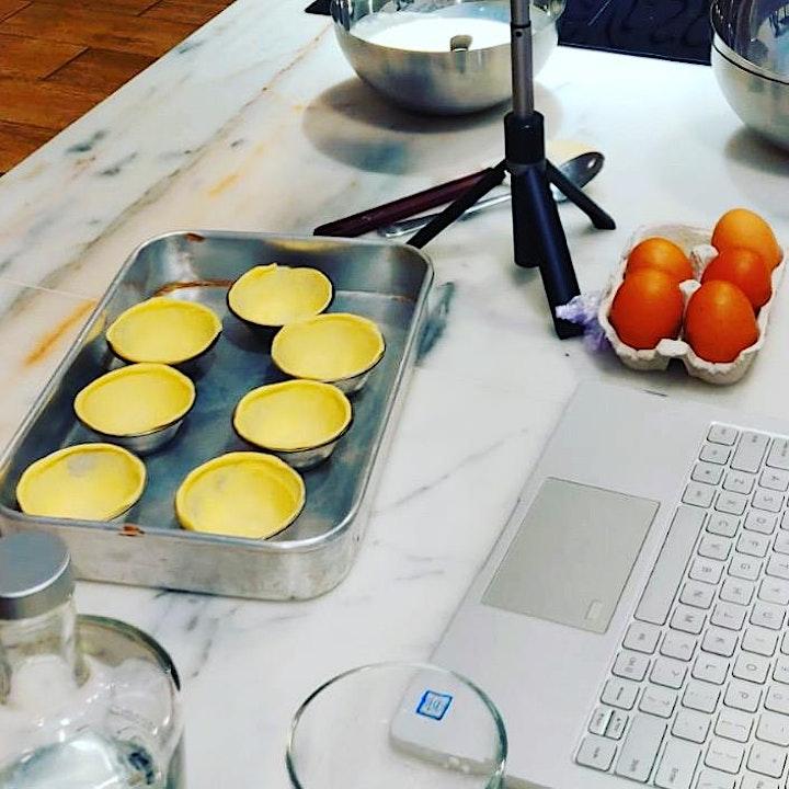 2 day Pastel de Nata Online Experience image