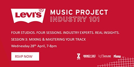 Levi's Music Project Studio - Industry 101 tickets