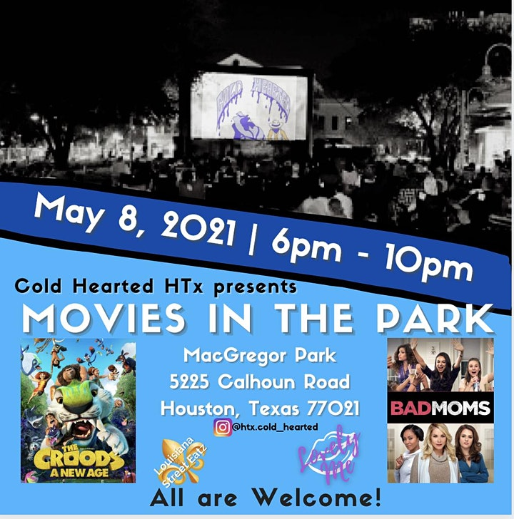 Movies in the Park image