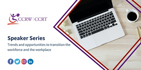 Trends and opportunities to transition the workforce and workplace tickets