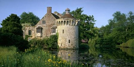Timed entry to Scotney Castle (26 Apr - 2 May) tickets