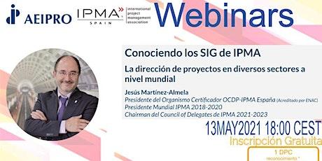Conociendo los SIG de IPMA entradas