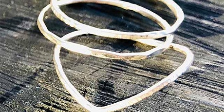 JEWELLERY MAKING - STACKING RINGS tickets