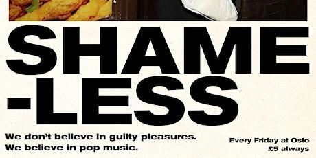 SHAMELESS tickets