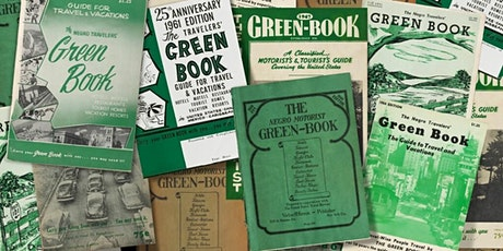 The Not-So-Open Road: The Green Book in Detroit Virtual Tour tickets