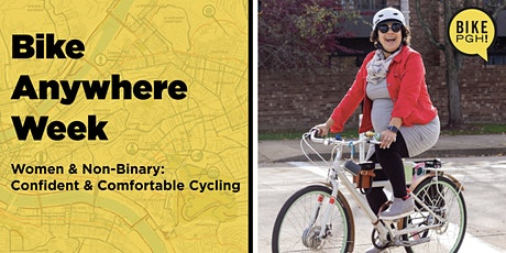 Women & Non-Binary Workshop: Confident & Comfortable Cycling tickets