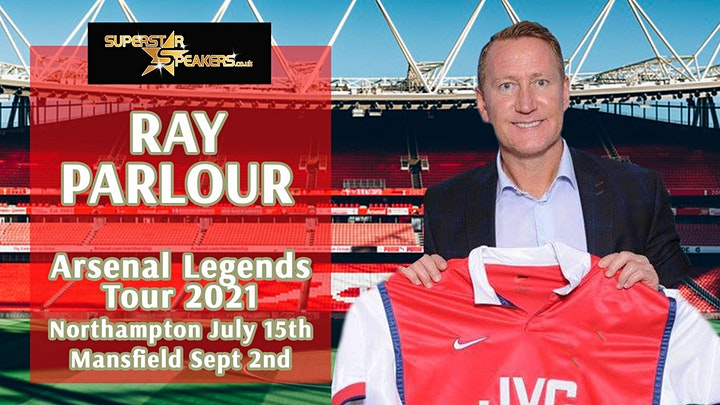 An Evening with Arsenal Legends - Northampton image