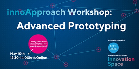 innoApproach: Advanced Prototyping Tickets