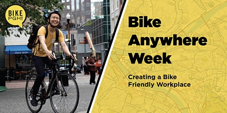 Creating a Bike Friendly Workplace tickets