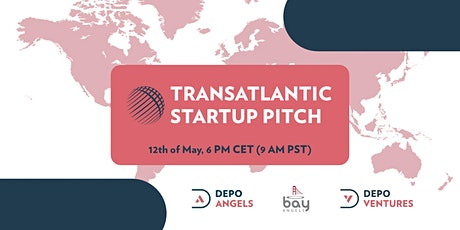 TRANSATLANTIC Startup Pitch tickets