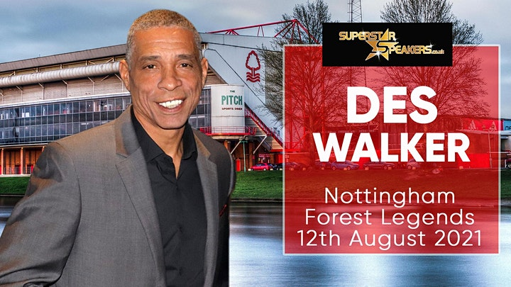 An Evening with Nottingham Forest Legends image