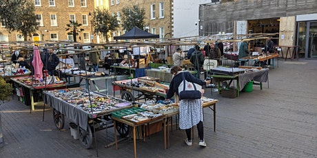 Bermondsey Antique Market tickets