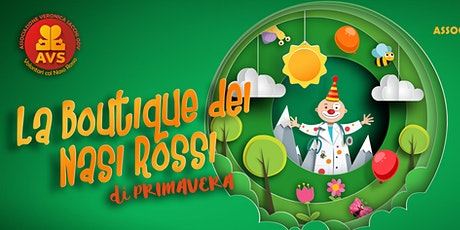 Boutique dei Nasi Rossi di Primavera biglietti