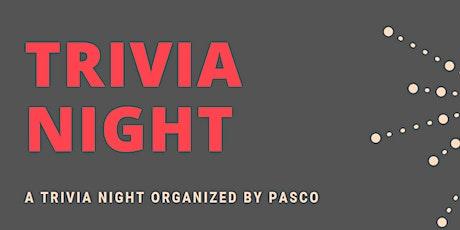 PASCO | Trivia Night  | ZOOM tickets