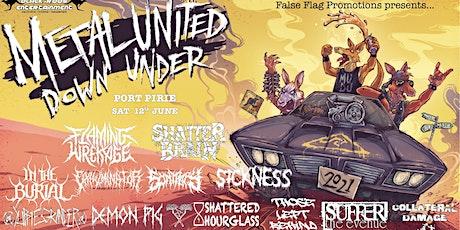 Metal United Down Under - Port Pirie tickets