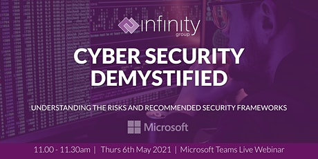 Cyber Security Demystified tickets