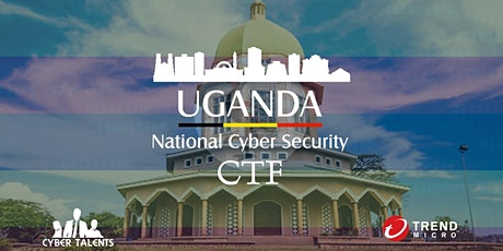 Uganda National Cybersecurity CTF 2021 tickets