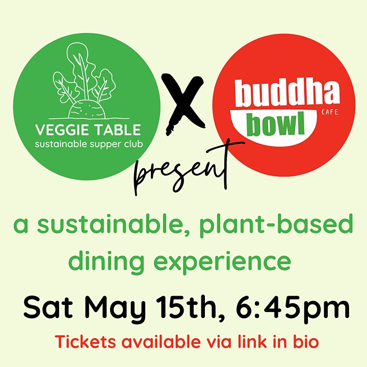 Veggie Table: Sustainable Supper Club #1 image