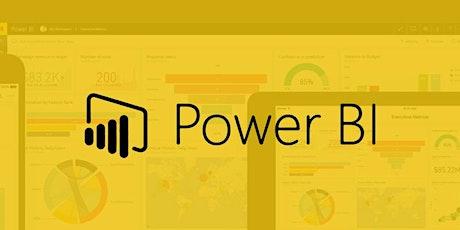 Power BI Bootcamp & Training ingressos