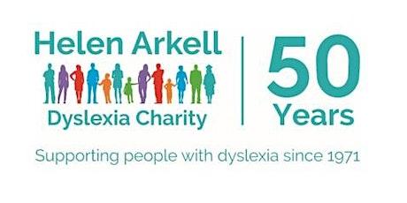 Dyslexia & Eyes - A Virtual Event tickets
