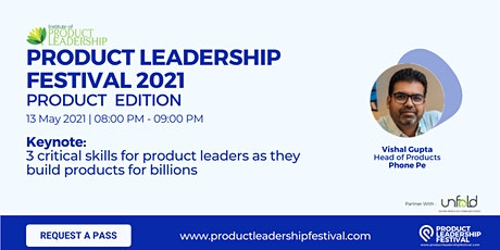 3 critical skills for product leaders as they build products for billions tickets