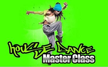 Free House Dance Class tickets