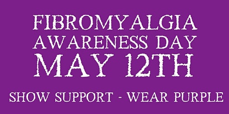 International Fibromyalgia Awareness Day Luncheon tickets