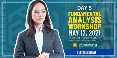 Free Six-Day Forex Trading Webinar Series - Day 5 Fundamental Analysis tickets
