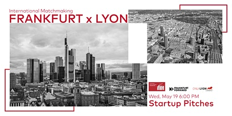 Startup Pitches | International Matchmaking Lyon tickets