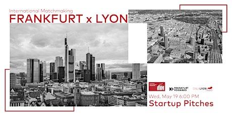 Startup Pitches | International Matchmaking Lyon Tickets