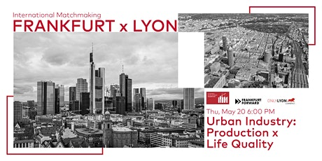 URBAN INDUSTRY: PRODUCTION x LIFE QUALITY Tickets