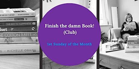 Finish the Damn Book! (club) tickets