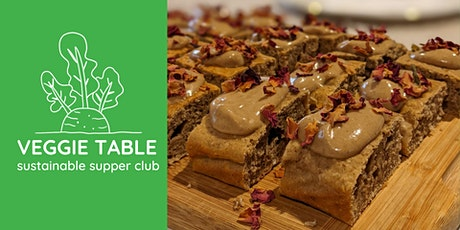 Veggie Table: Sustainable Supper Club #1 tickets