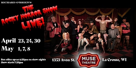 Rocky Horror Show LIVE! The Muse Theatre tickets