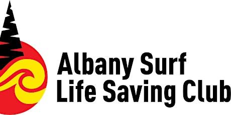 Albany SLSC Annual Dinner & Awards Night tickets