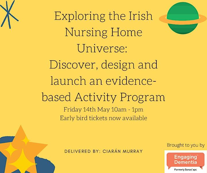 Exploring the Irish Nursing Home Universe image