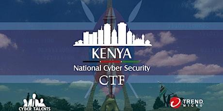 Kenya National Cybersecurity CTF 2021 biglietti