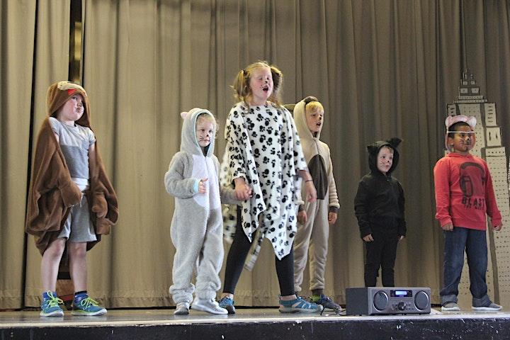 Spectacular Lion King Summer theatre week image