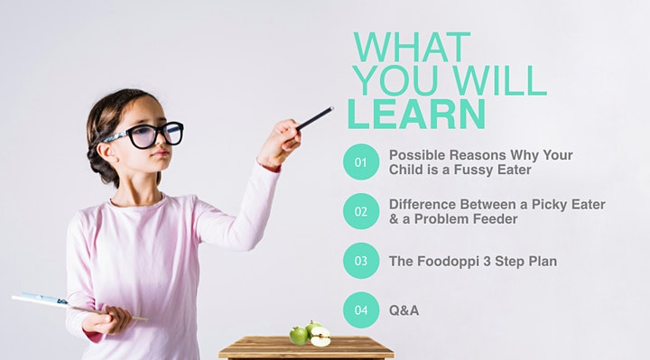 Fussy Eating Parent  Masterclass image