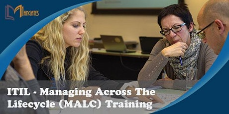 ITIL® – Managing Across The Lifecycle 2 Days Training in Sacramento, CA tickets