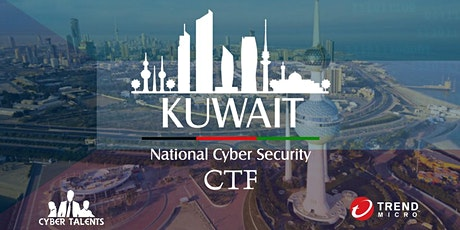 Kuwait National Cybersecurity CTF 2021 tickets