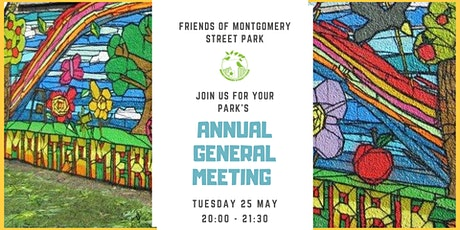Friends of Montgomery Street Park Annual General Meeting tickets