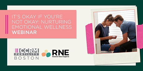 It's Okay If You're Not Okay: Nurturing Your Emotional Wellness - Boston tickets